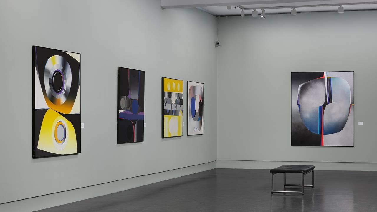 Fra utstillingen