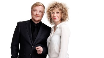 Kurt Nilsen og Tuva Syvertsen skal delta på årets kongelige julekonsert.