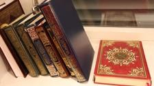 Fikk roen av å lese koranen