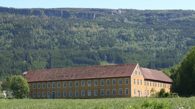 Innvik Ullvarefabrikk. Foto: Ottar Starheim, NRK.