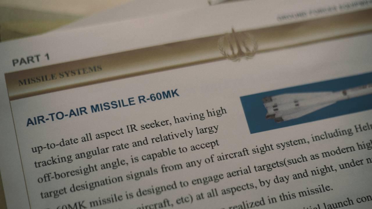 EHAM k3 - våpenmeny 6
