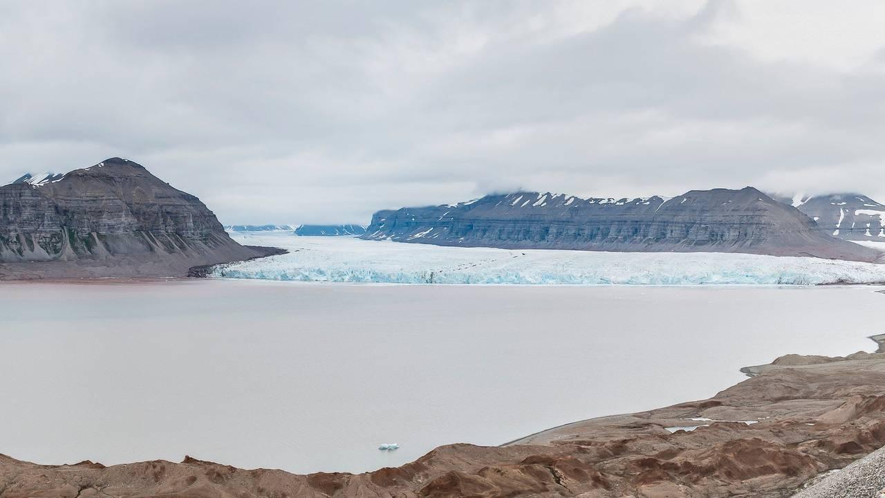 Tempelfjorden, Svalbard
