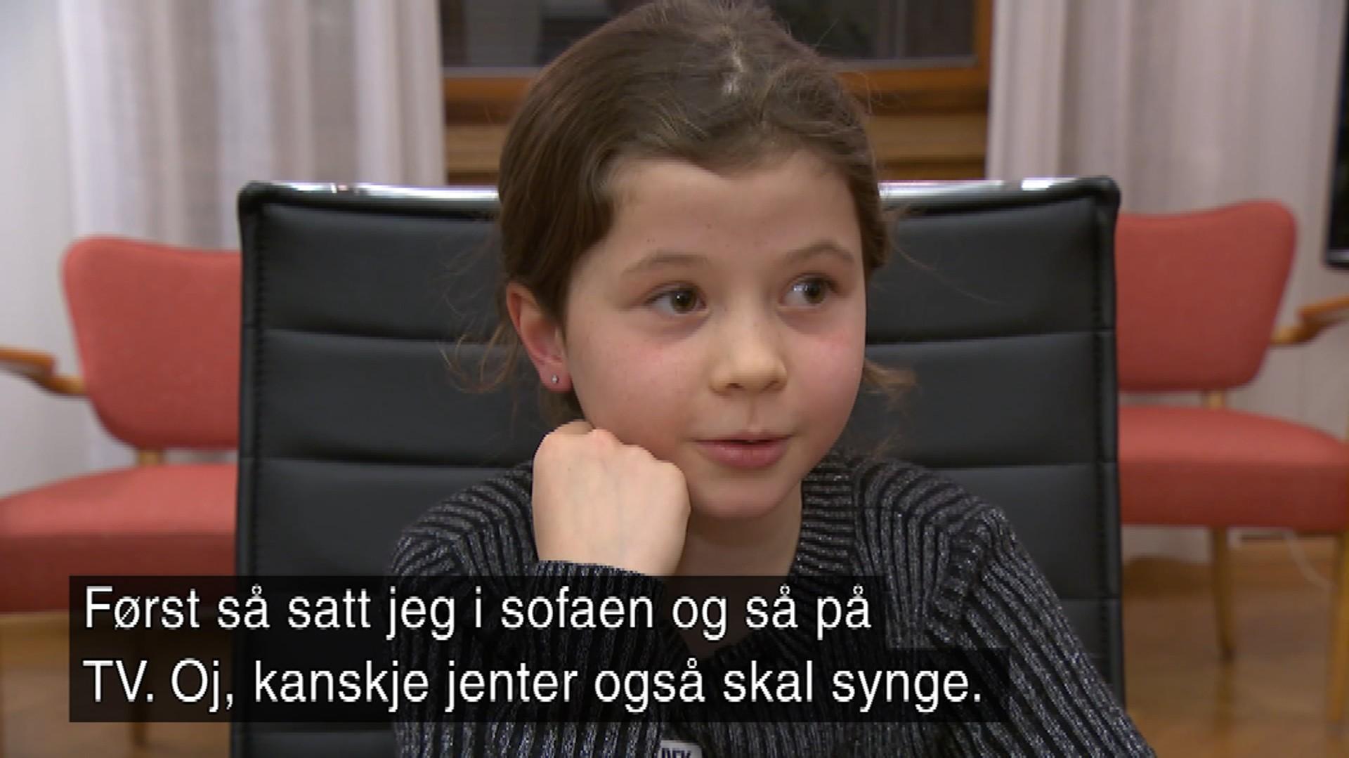 a5fbb754 Skreiv til kringkastingssjefen for å etterlyse jenter – NRK Kultur og  underholdning