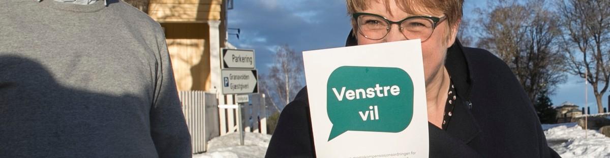 Venstre Jaktar Vat Siger Over Krf Her Kan Trine Skei Grandes Skrytesak Ligge Nrk Norge Oversikt Over Nyheter Fra Ulike Deler Av Landet