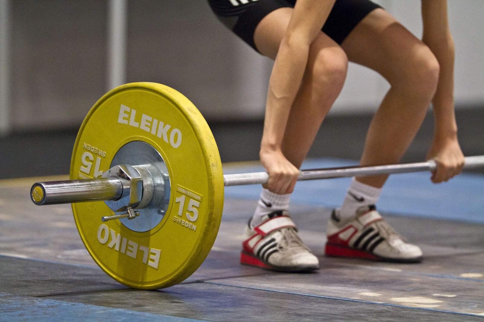 I alt 68 deltakarar stilte i vektløftarstemnet som var både junior-NM og Norgescupen for seniorar.