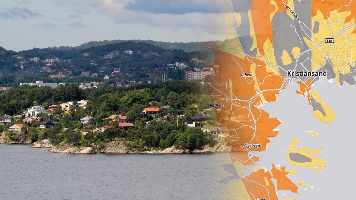 kart over radonforekomster i norge Mange norske bolighus i områder med høy radonfare – NRK Dokumentar kart over radonforekomster i norge