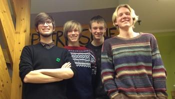 Styret i Grønn Ungdom Stavanger