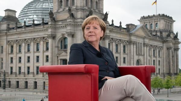 Angela Merkel - verdens mektigste kvinne