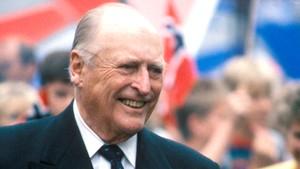 Vår bestefar, kong Olav