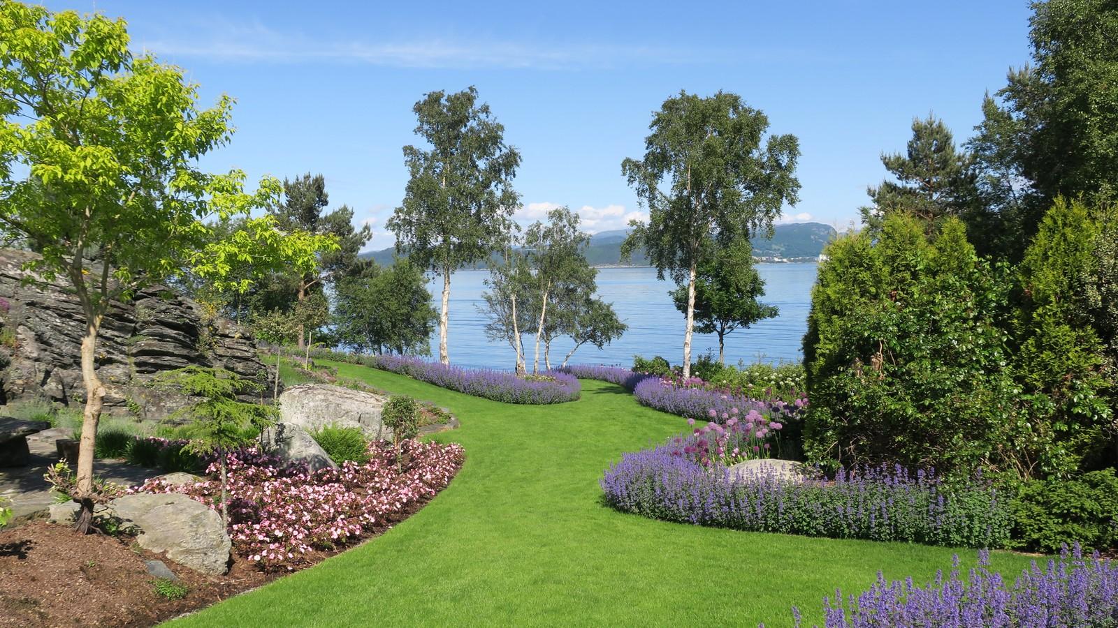 Fra Flor og fjære på Sør-Hidle, Strand kommune.