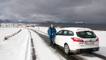 Arne Flatin, NRK Møre og Romsdal
