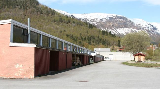 Produksjonslokala til Honndalshytta. Foto: Ottar Starheim, NRK.
