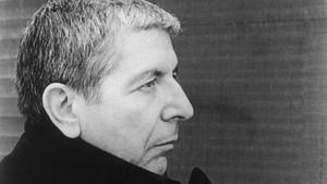 Leonard Cohen i Oslo konserthus 1988