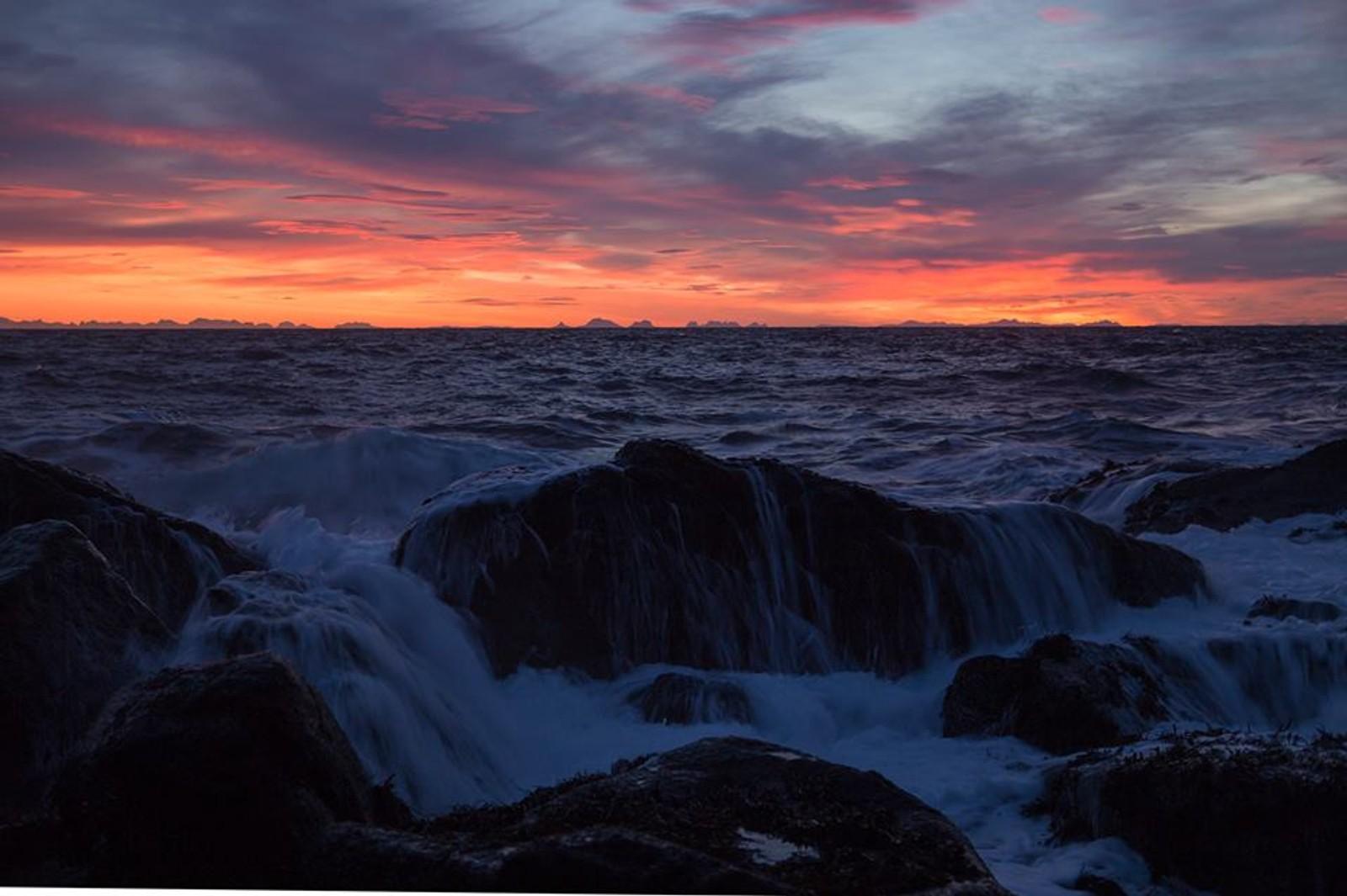 Vestfjorden i Nordland