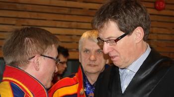 Odd Erling Smuk, Iver Per Smuk og advokat Thomas Hjermann