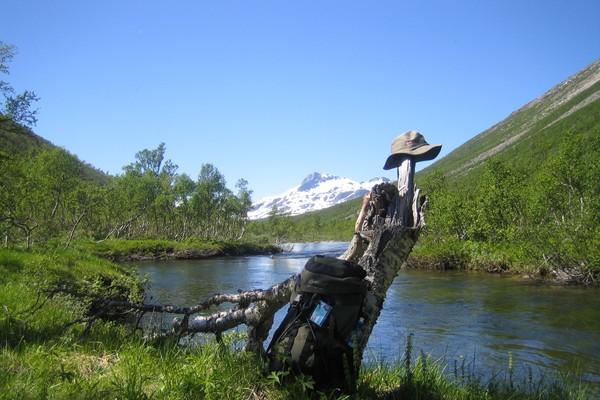 Turen gjennom Svartådalen er en flott opplevelse. På ruta mellom Jøldalshytta og Trollheimshytta - Foto: Knut Balstad
