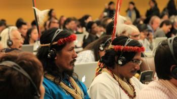 FNs permanente forum for urfolk 2012