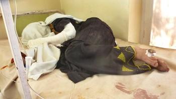 Såret etter selvmordsangrep i Afghanistan