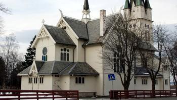 Strinda kirke