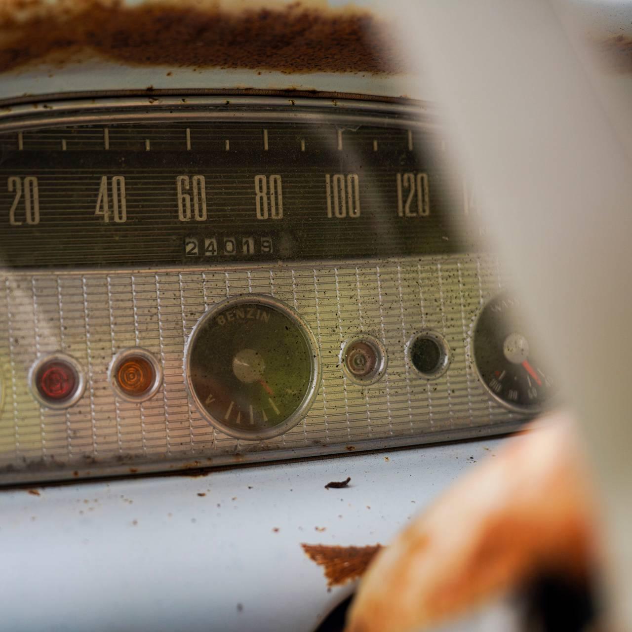 Speedometer Opel Olympia