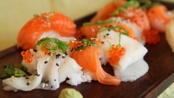 «Virrevirrevapp» sushi
