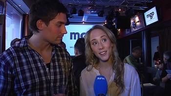 Video MGP 2011 delfinale Pernille og Marius