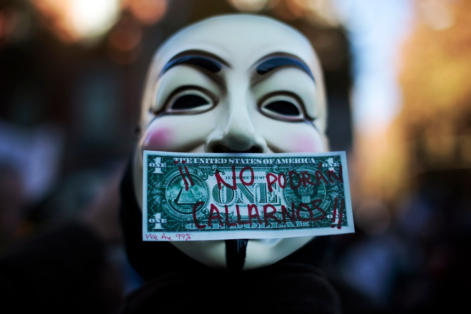 Hackere Anonymous slo til mot Vatikanets nettsier.