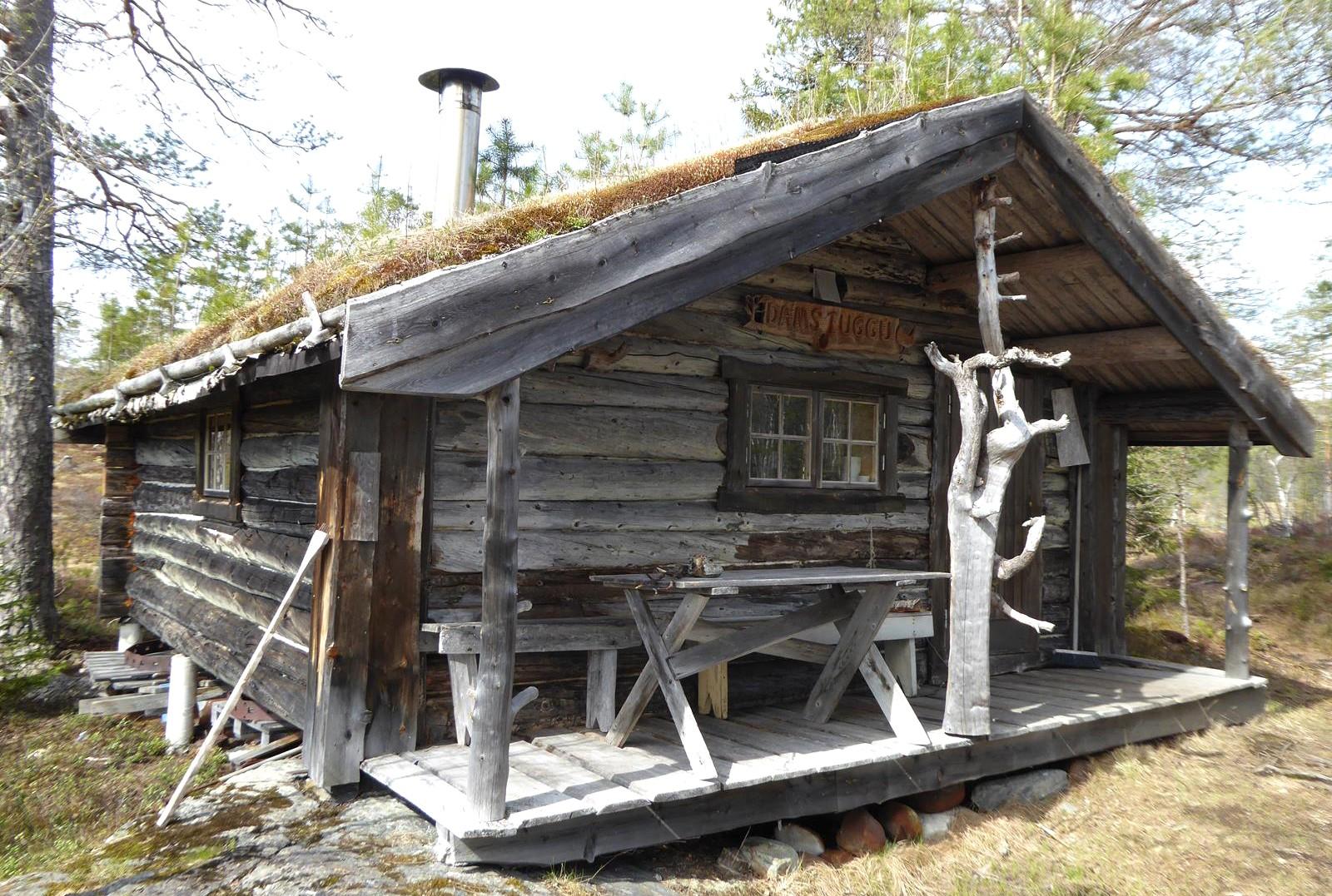 Damstugu,Færbygda, Stjørdal