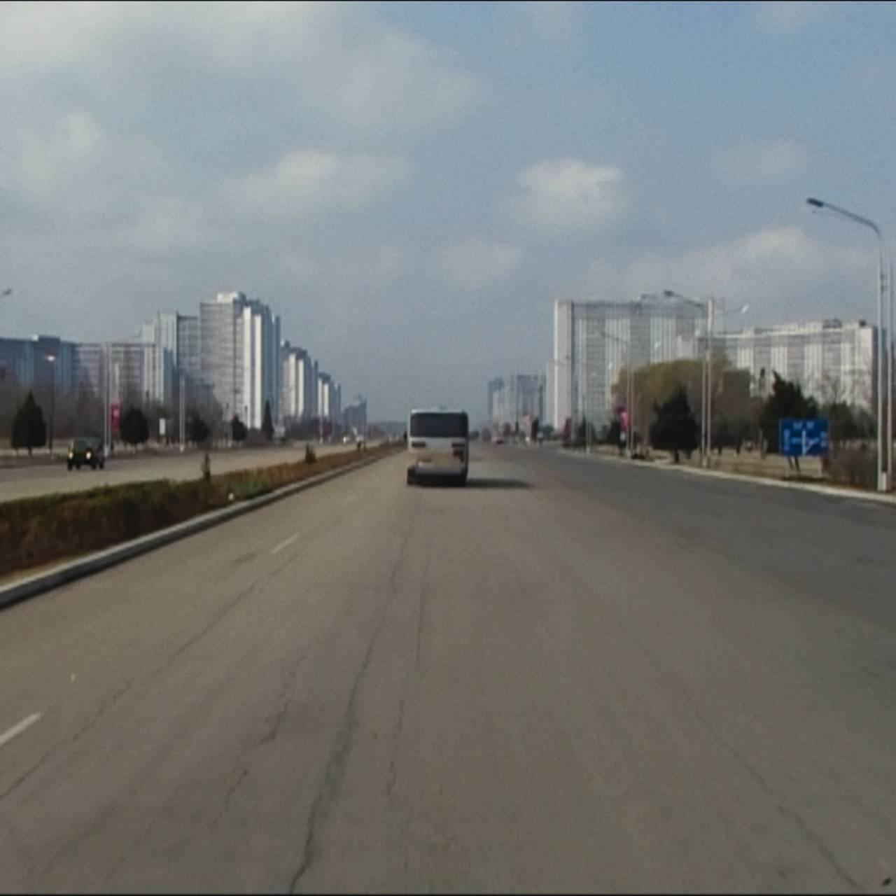 EHAM k3 - biltur og omvising i Pyongyang