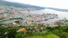 Bergen, 25. juni 2017  - Foto: Dovilė Šakalienė