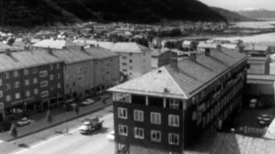 Byplanlegging i Norden - ''Her skal byen ligge''