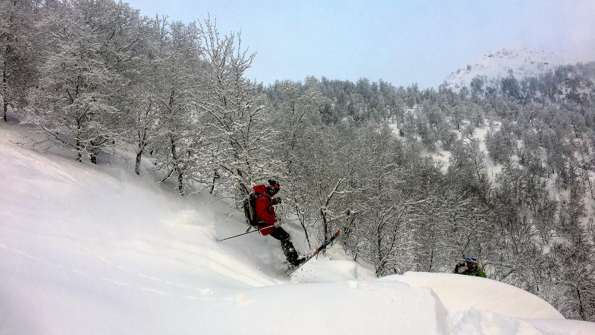 Super vêrstart for helga og vinterferien
