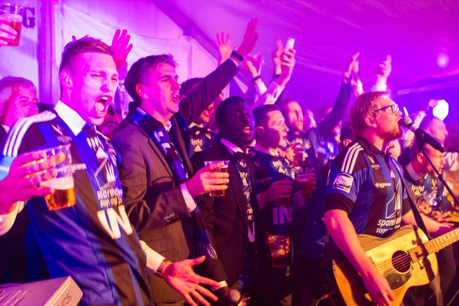 Fotballfesten i Florø. Fotballfesten i Florø.