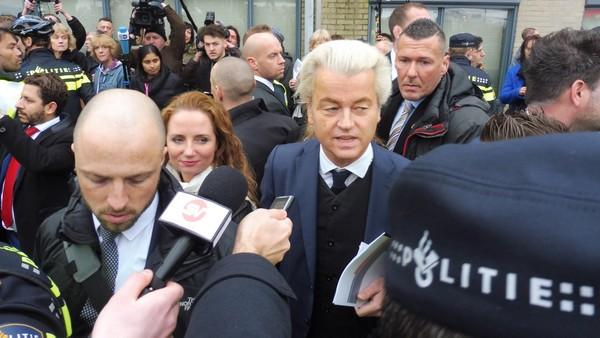 Geert Wilders - Nederlands høyrenasjonalist