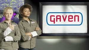 Gaven. Realityserie