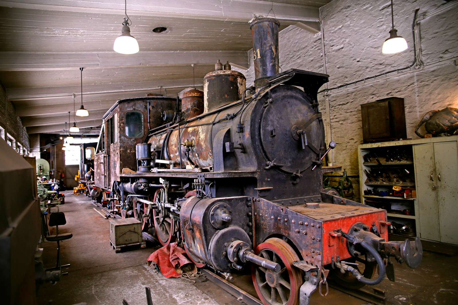 Lokomotiv Setesdalsbanen
