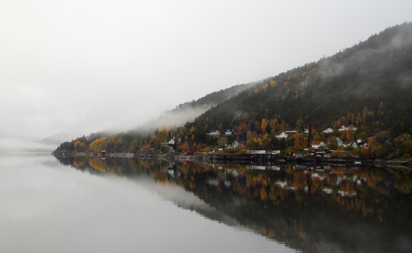 Vestbyen i Namsos