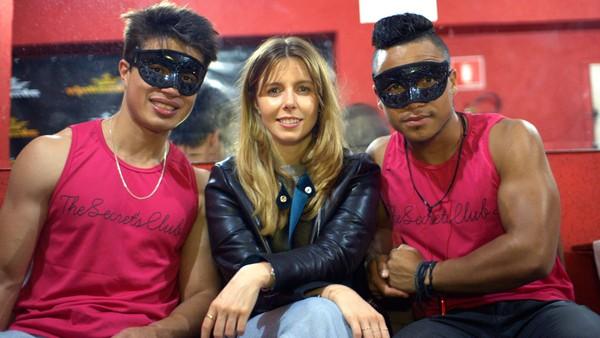 Stacey Dooley på innsiden av Brasils sexindustri
