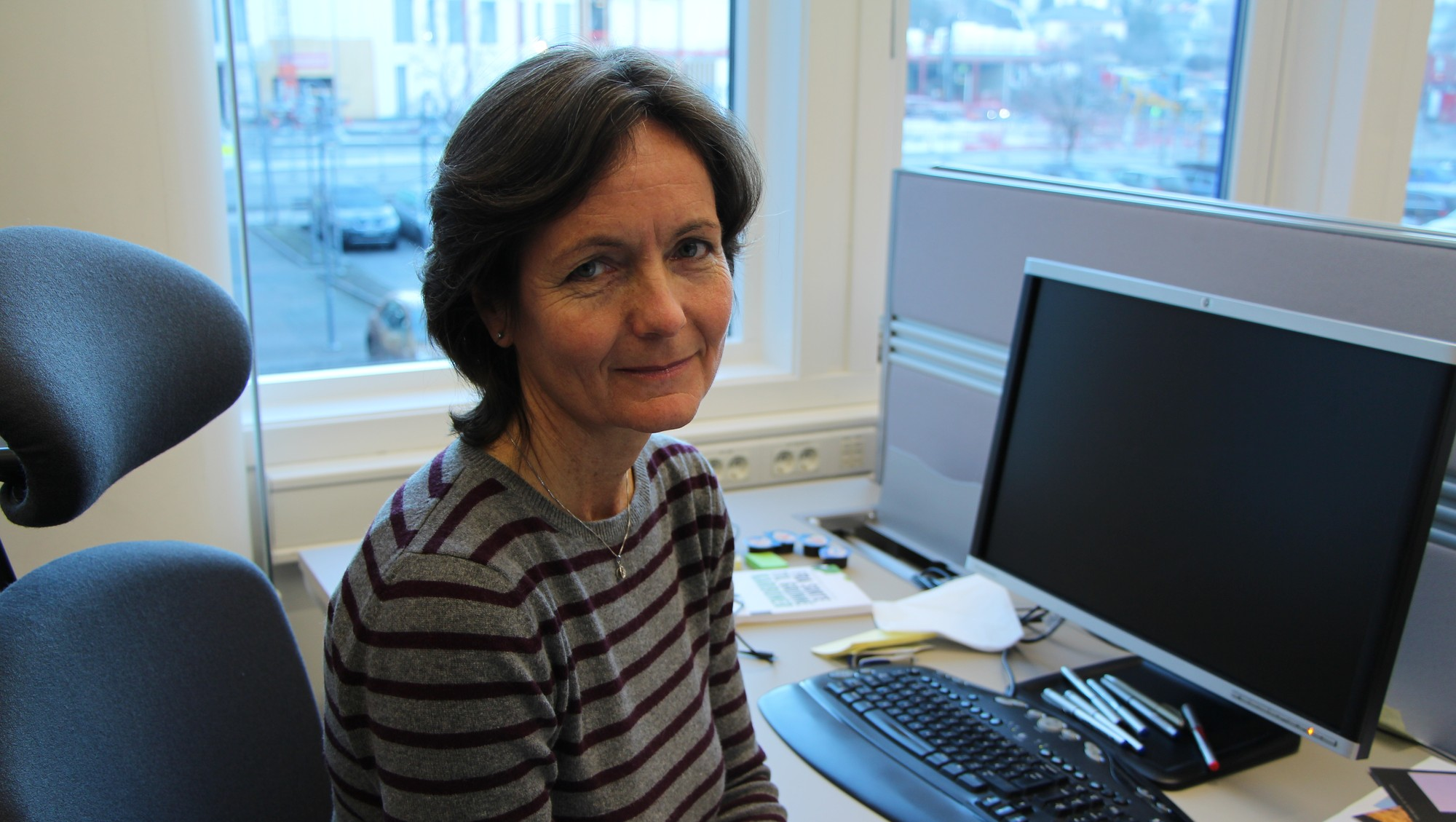 Maren Kyllingstad, direktør Eidsiva Energi