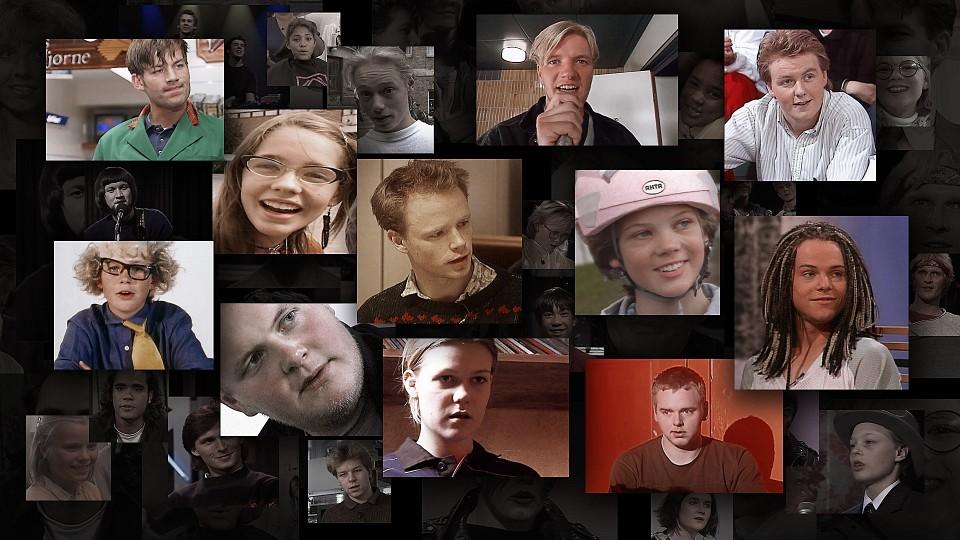 Kjendisenes NRK-debut