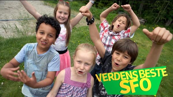 Norsk humorserie for barn.