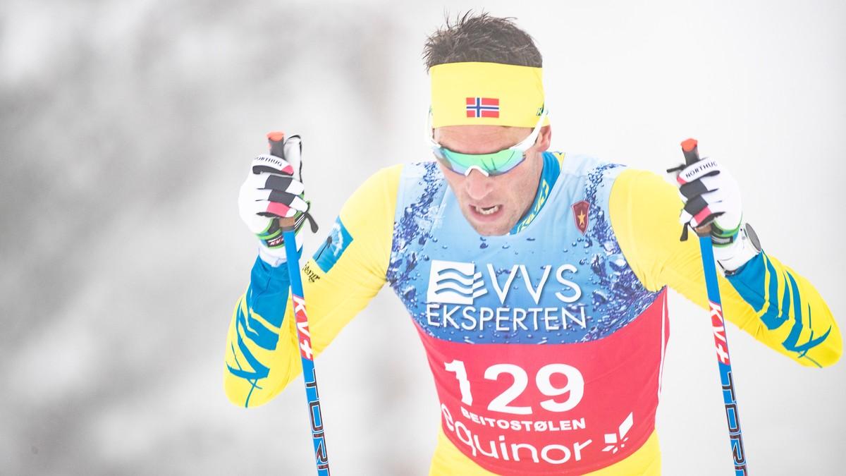 Jespersen vant La Diagonela