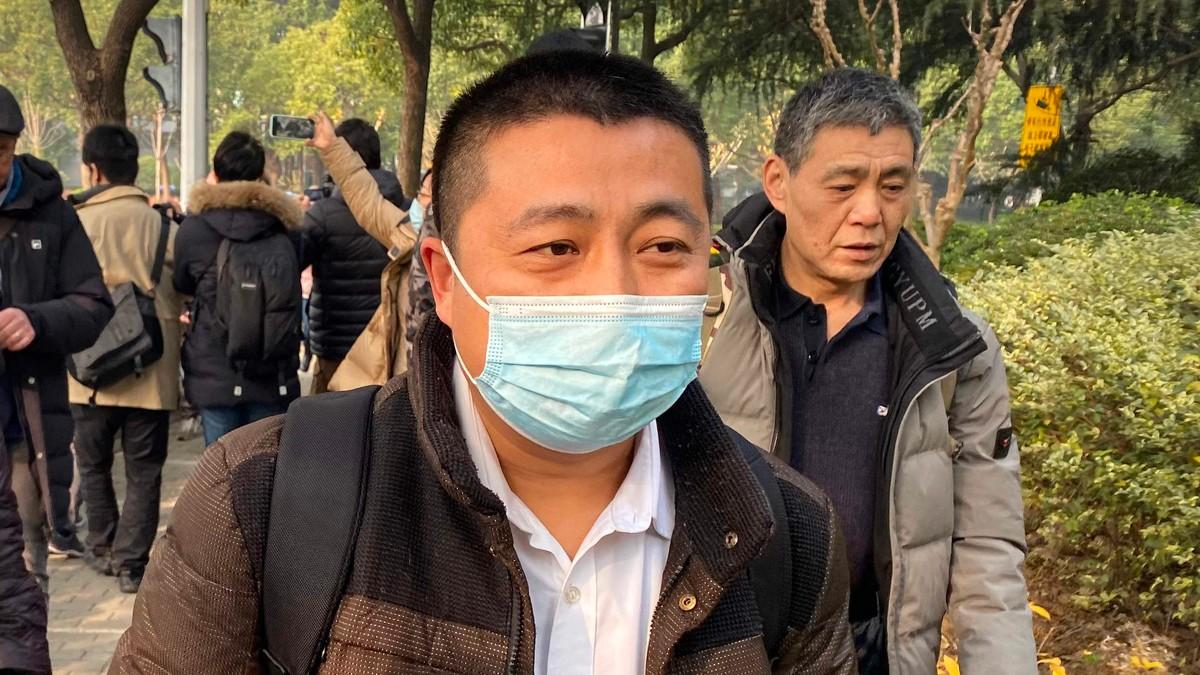 Journalist dømt til fire år for å rapportere fra Wuhan