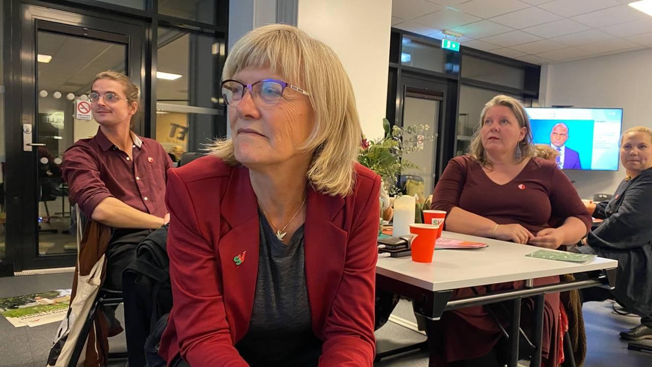 Karin Andersen, SV