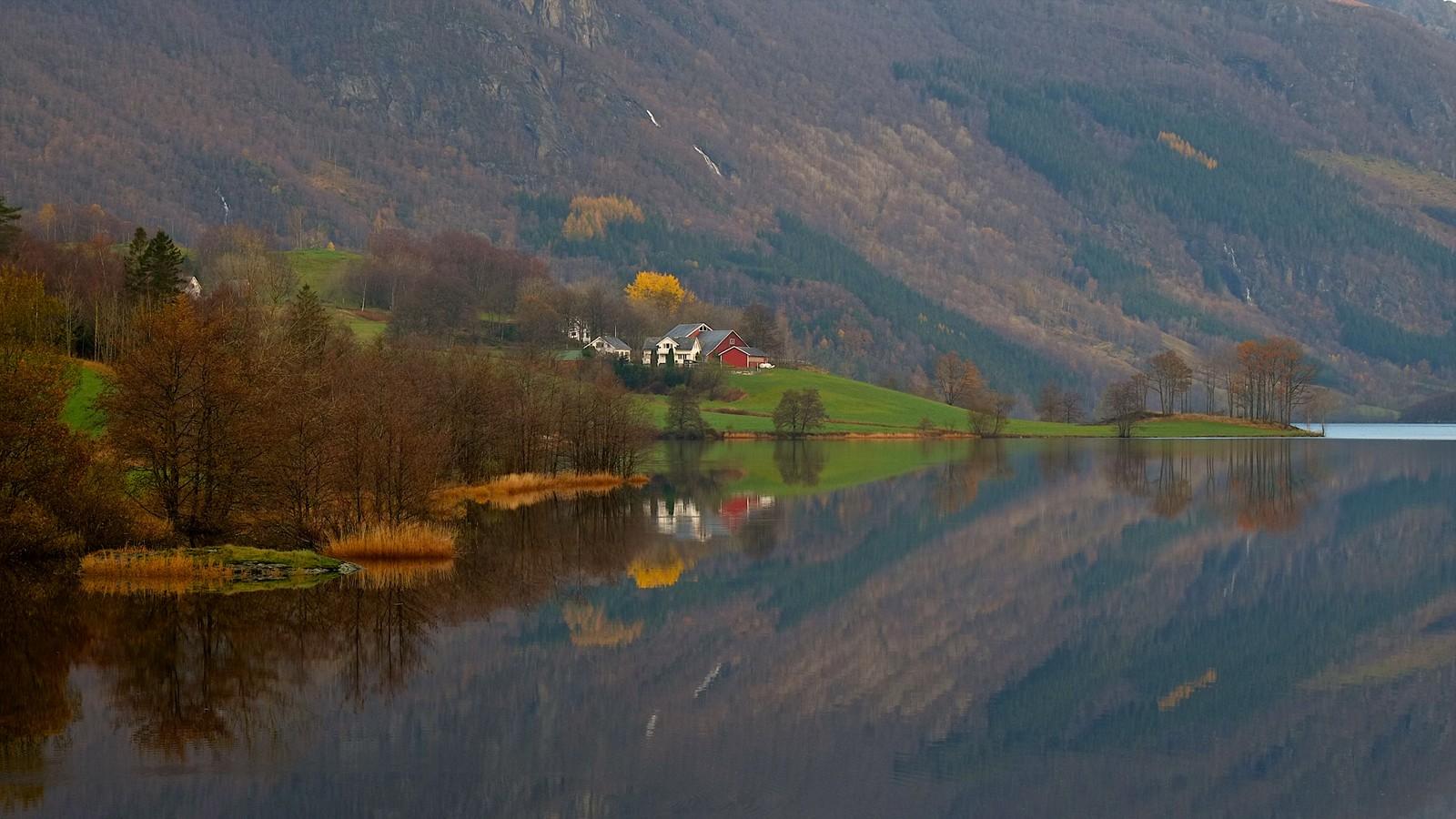 Fra Vindafjord.