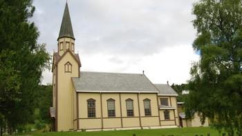 Haltdalen kirke