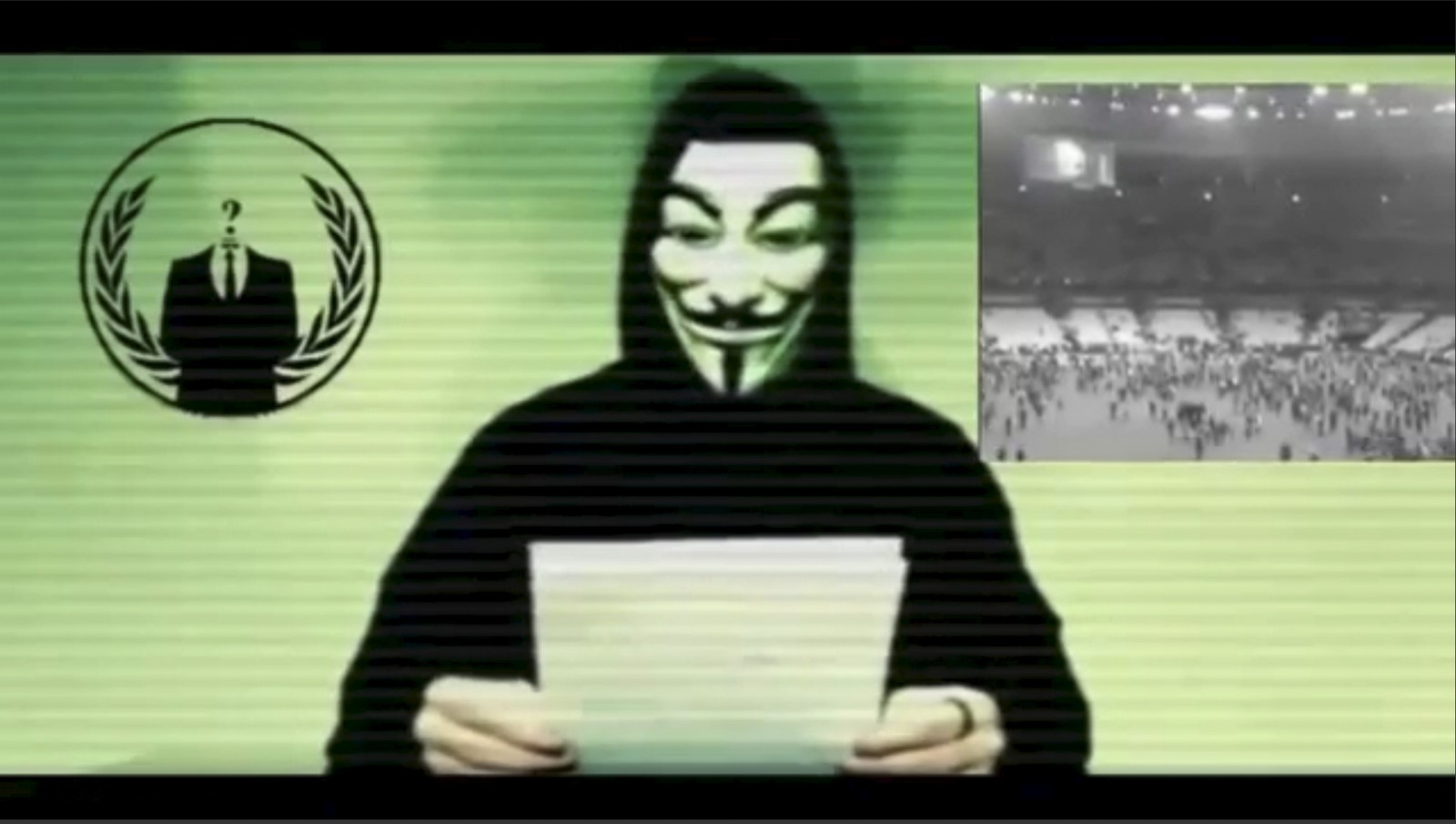 Den internasjonale hackegruppen Anonymous erklærte krig mot IS etter deres terrorangrep i Paris.