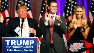 Familien Trump - fra innvandrer til president
