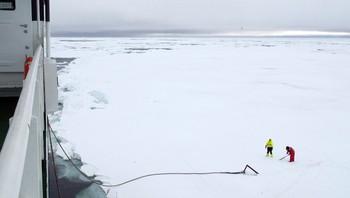 Forskning i Barentshavet