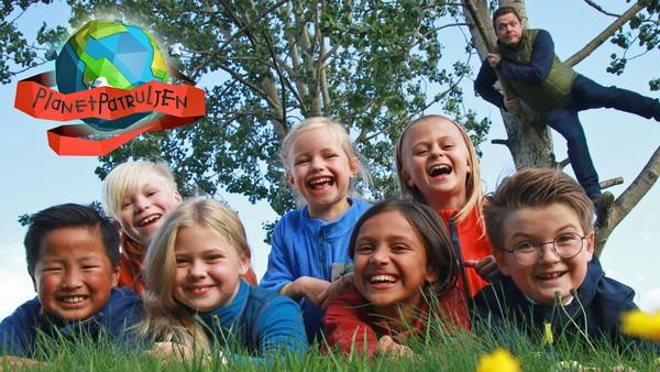 Man er aldri for liten til å gjøre noe stort og alle kan gjøre litt. Et miljøprogram for de yngste.